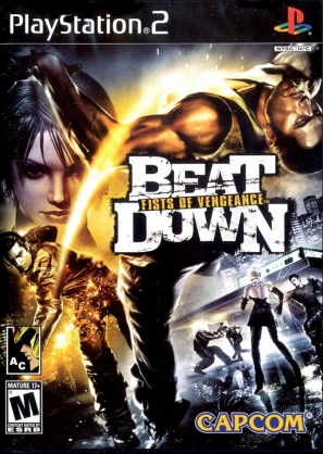 Beatdown Fists of Vengeance